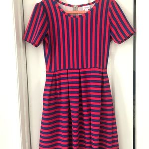 LulaRoe Amelia Dress Size M.